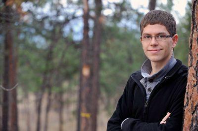 UBC Okanagan alumnus Ephraim Nowak.