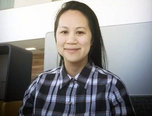 MDS student and medical doctor Ngan Nguyen Lyle.