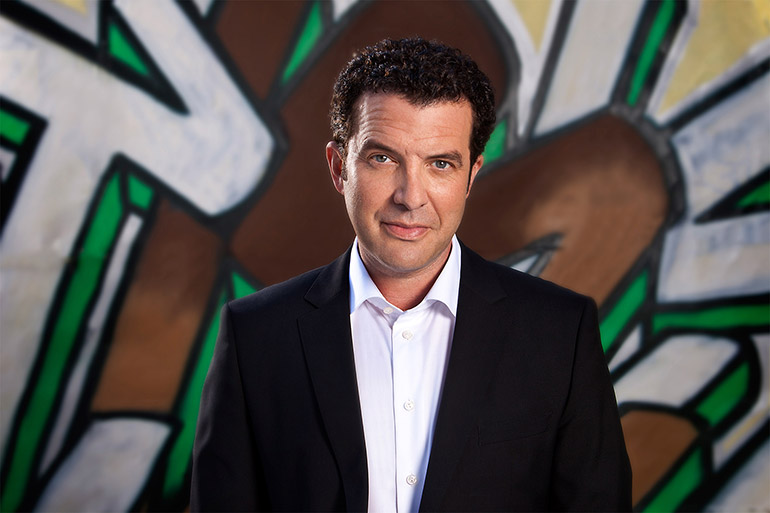 Rick Mercer will deliver the 2020 keynote address. Mercer was a 2010 UBC honorary degree recipient.