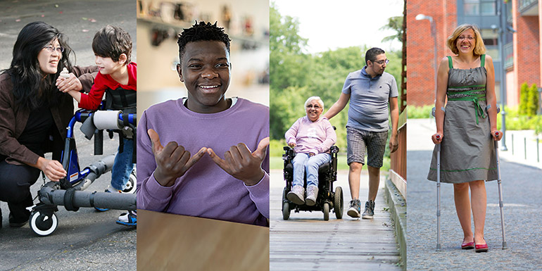 The COVID-19 Disability Survey captured perspectives from Canadians with different types of disabilities and their family members.