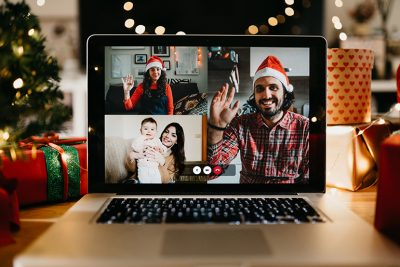 It will be an unusual Christmas for many as virtual gatherings have become the norm this season.