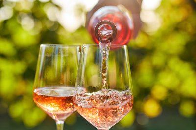 UBC hosts virtual wine tasting on National Rosé Day.